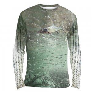 Men Fishing Performance Shirts
