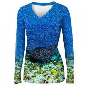Women Fishing Performance Shirts